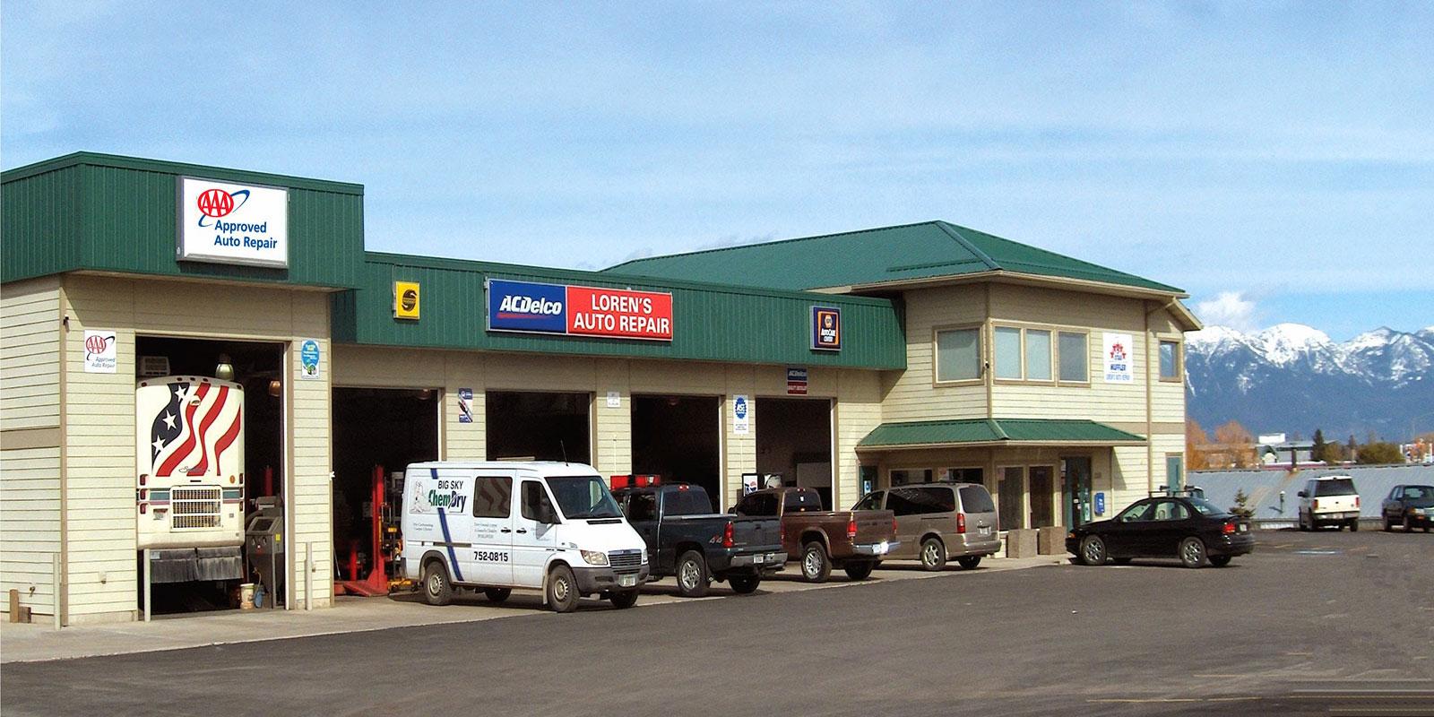 Auto Repair Shop Key Drop Box Pictures