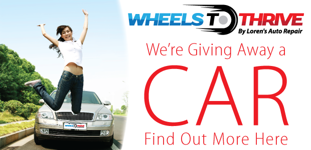 Project Wheels To Thrive