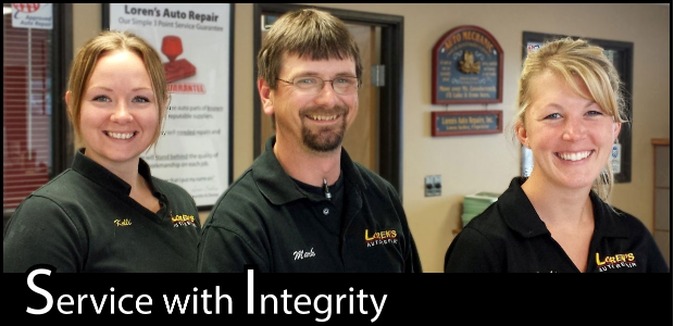 Service with Integrity