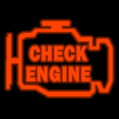 Why is My Check Engine Light On?