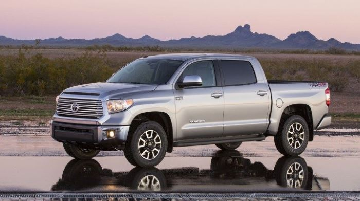 Toyota Tundra Truck Repair