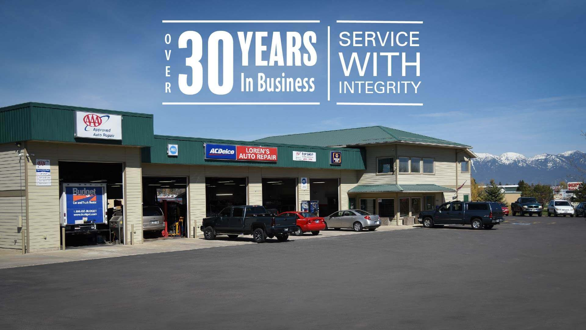 30 Years Lorens Auto Repair
